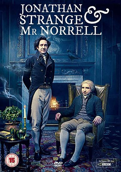 Image of Book Cover for Jonathan Strange and Mr Norrell